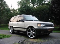 lowRover's 1996 Land Rover Range Rover