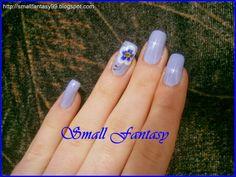 SmallFantasy: Lilac nails