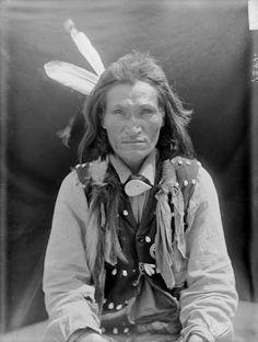 Black Bull (aka Black Buffalo Bull) - Oglala – 1907
