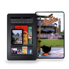 MLB Baltimore Orioles Kindle Fire Stadium Collection Baseball Cover by Pangea Brands. $26.57. New from Keyscape and Pangea Brands, comes the new hard shell case for the Kindle Fire  This case is made in the USA, the only case that allows 4 color art to enhance the protection of your Kindle Fire The ballpark leather (or vintage) look cases are rigid, hard shell cases that show off the fan that you are. All are packaged in attractive black bordered cases, peggab...
