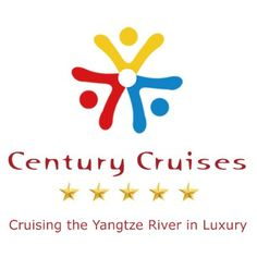 Century Cruises China Tourism, Tour Guide, 3d Printing, Cruises, Logos, Balconies, Asia, Boat, River