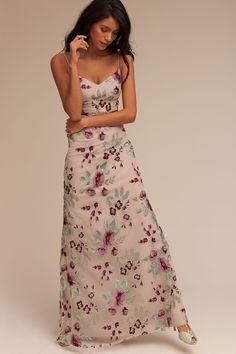 Lilias Dress from @BHLDN