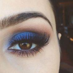 Los mejores colores de sombras para ojos cafés - Mujer de 10