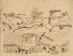 One of Carl Linnaeus's drawings after returning from his travels to Lappland (Sapmi), Carl Linnaeus, Lappland, His Travel, Vintage World Maps, Drawings, Plants, Art, Figure Drawing, Figurative