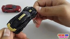 Mazda XC - 5 vs Lotus Exige R-Gt | Tomica Toys Cars For Children | Kid's Toys Videos HD Collection