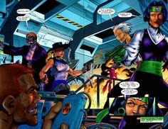 Cheshire, Pistolera, Vicious and Termina - Google Search Jade Nguyen, Dc Comics, Ravens, Google Search, Raven, Crows