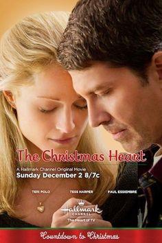 The Christmas Heart ~ Such A Hallmark Movie But So Good