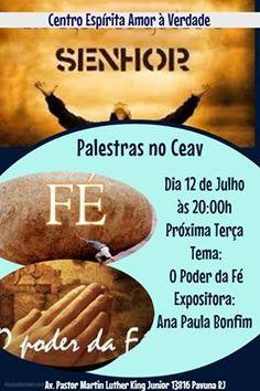 CEAV – Centro Espírita Amor à Verdade Convida para a sua Palestra Pública - Pavuna – RJ - http://www.agendaespiritabrasil.com.br/2016/07/12/ceav-centro-espirita-amor-verdade-convida-para-sua-palestra-publica-pavuna-rj-8/