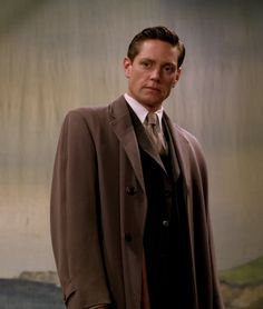 Inspector Jack Robinson from Miss Fisher's Murder Mysteries