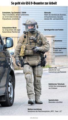Anschlag auf BVB-Bus - Verdächtiger festgenommen: So lief der Zugriff der GSG9 *** BILDplus Inhalt *** - News Inland - Bild.de