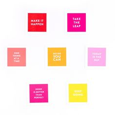 Cultivate Desk Card Sets!