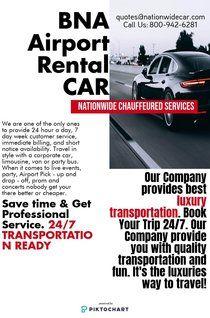 Bna Airport Rental Car Piktochart Infographic Editor Car