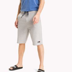 Image for Terry Cotton Basketball Shorts from TommyUK