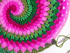 This is the PDF Digital Pattern for the Rainbow Spiral Granny Blanket. NOT a print pattern or a finish blanket.  NOW-INSTANT DOWNLOAD…