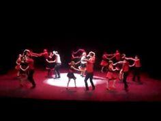Danse de salon Jive - Gala Odeya 20 mai 2017 - vidéo envoyée par France