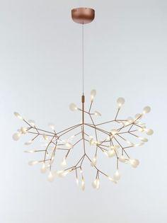 【lightingest】Modern Originality Firefly Chandelier【最灯饰】6月新品  现代创意萤火虫树杈设计师样板房客厅卧室吊灯