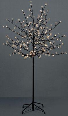 Premier Osaka Warm White Cherry Blossom LED Christmas Light Tree