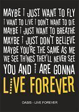 live forever lyrics - Buscar con Google