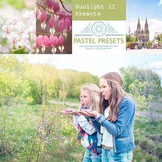 45 Lightroom SunLight II Presets van PastelPresets op Etsy