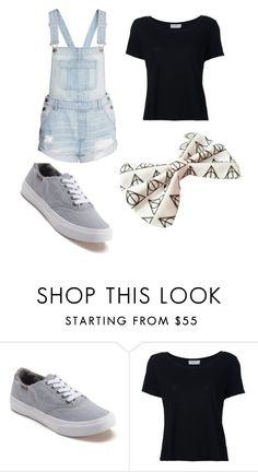 """Fangirl"" by emmylong04 on Polyvore featuring Vans and Frame Denim"