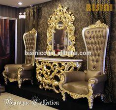 Lüks oturma odası mobilya, zarif kraliyet kraliçe sandalyeler set, isimli kraliçe anne oturma odası mobilya, Alibaba.com üzerinde Ltd Bisini Mobilya Ve Dekorasyon Co., Bisini Ürün Detayları