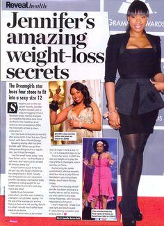 Jennifer's Weight Loss Secrets
