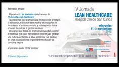 Jornada #Lean #Healthcare 2015