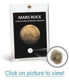 Mars Meteorite on Global Geek News. Cool Gifts, Best Gifts, Geek Toys, Geek Gear, Consumerism, The Martian, Just Giving, Christmas Shopping, Mars