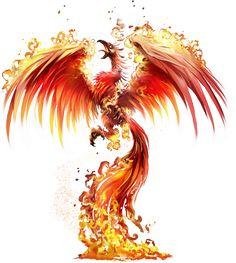 Young Phoenix (5e Creature) - D&D Wiki