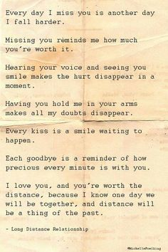 This is so sappy and I don't care because I miss my boyfriend and Pinterest quotes make me feel better