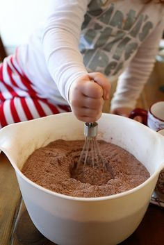 PrepAhead and Dine In: homemade hot chocolate mix