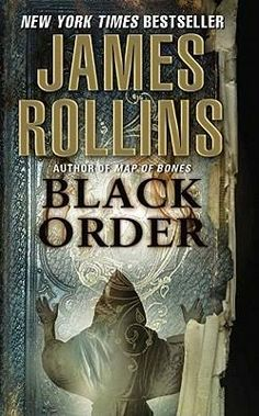 fun reading with James Rollins