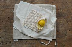 Herbruikbare zakjes voor groente en fruit Re-Sack small