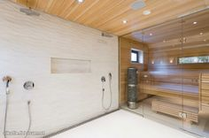 220m² Lyökkiniemi 11 , 02160 Espoo Omakotitalo 4h myynnissä | Oikotie 7826519 Finland, Alcove, Living Spaces, Bathtub, Bathroom, Building, Home, Style, Standing Bath