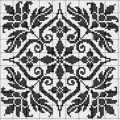 Tantes Zolder (My Aunt's Attic) Beautiful collection of hand drawn cross-stitch patterns. Found post-mortem and digitized for free public sharing. How amazing a memorial is that?