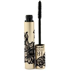 Helena Rubinstein Scandalous Black Lash Queen Mascara found on Polyvore featuring beauty products, makeup, eye makeup, mascara, black, helena rubenstein mascara, voluminous mascara, black mascara, volumizing mascara and black eye makeup