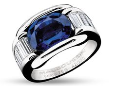 Mauboussin - Saphire - My Dream Ring