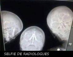 Selfie de cardiologues
