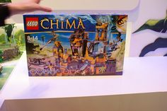 Lego Chima - 70010: The Lion CHI Temple
