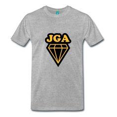Junggesellenabschied Diamant T-Shirt Design für die Feier vor der Hochzeit.   #jga #junggesellenabschied #teambräutigam