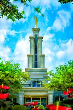 Texas - San Antonio LDS Temple Art Photographs