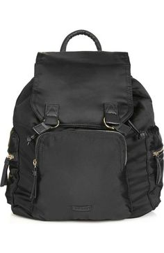 Topshop Nylon Backpack  3d95f857cfb