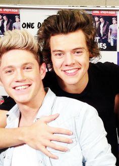 Harry Styles & Niall Horan