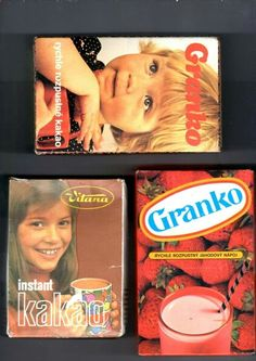 Granko Retro 2, Socialism, Bratislava, Childhood Memories, Packaging, Food, Nostalgia, Meals, Yemek