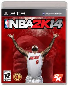 NBA2k14 not my favourite player but....