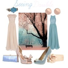 Seeing Double - Polyvore
