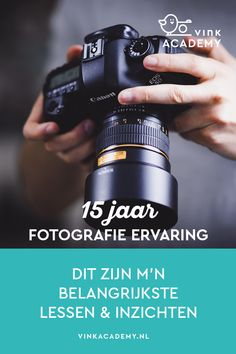 Fotografietips 15 years of photography experience: these are my most important lessons & insights Tent Photography, Types Of Photography, Photography Lessons, Autumn Photography, Photography Courses, Still Life Photography, Digital Photography, Amazing Photography, Portrait Photography
