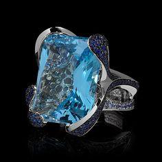 Кольцо Chameleon - купить в Mousson Atelier