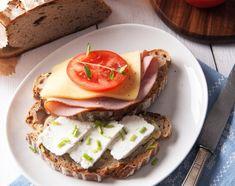 Śniadanie polskie - reminds me of breakfast at Ciocia Ella's