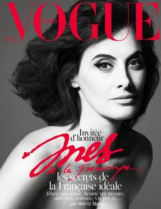 Ines de la Fressange | Vogue Paris | December 2014